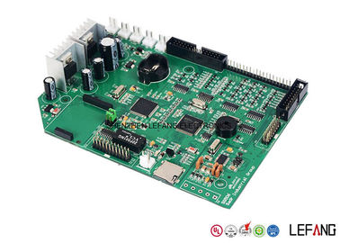 High Tg170 FR4 Printed Circuit Boards Design Fabrication And Assembly For Controller