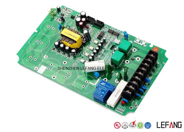 Double Sided Contract PCB Assembly , PCBA Circuit Board LF - HASL Surface Treatment